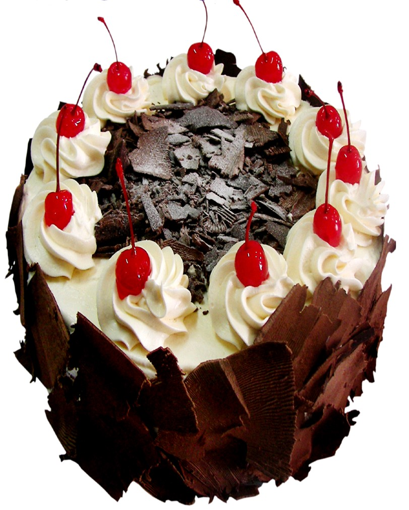 Holland Bakery Blackforest Tart Cake 17 cm