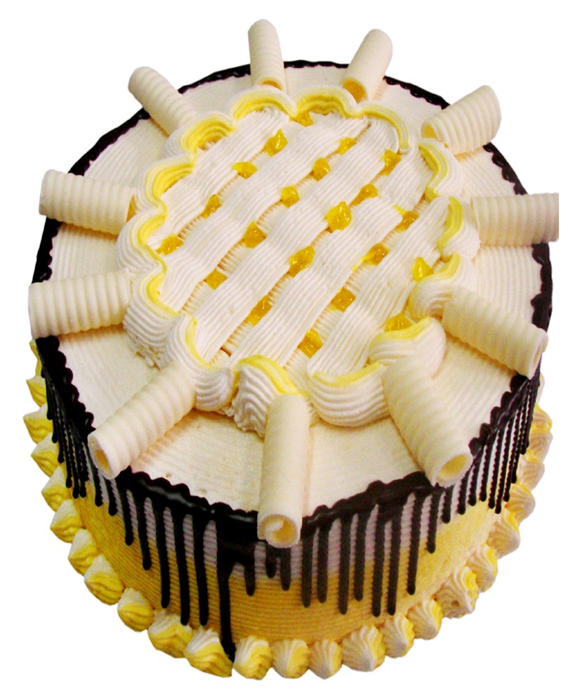 holland bakery lemon tart cake 17cm kue tart holland bakery