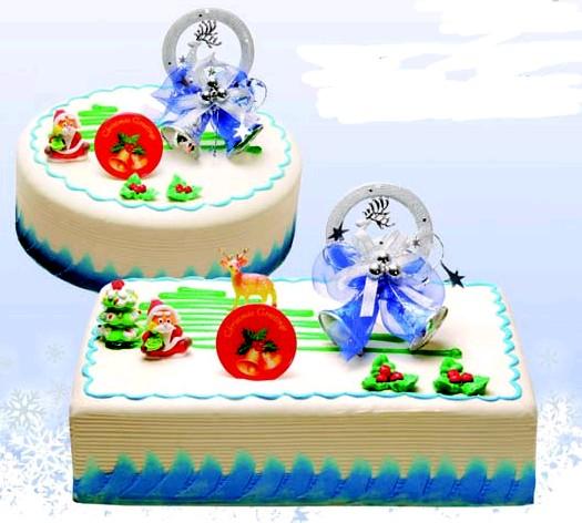 Holland bakery lemon cake christmas edition 24cm