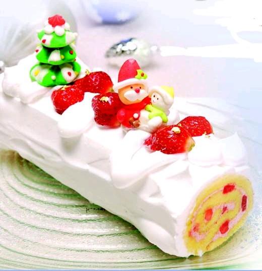 Strawberry Shortcake Christmas